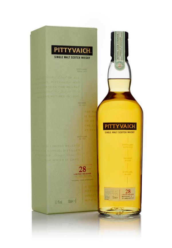Pittyvaich 28 Year Old (Special Release 2018) Single Malt Whisky