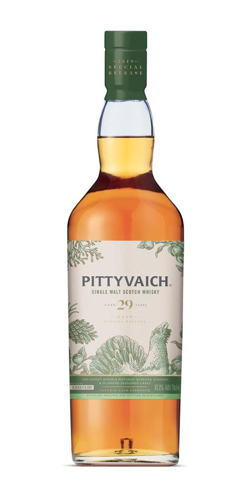 Pittyvaich 29 Year Old (Special Release 2019) Single Malt Whisky