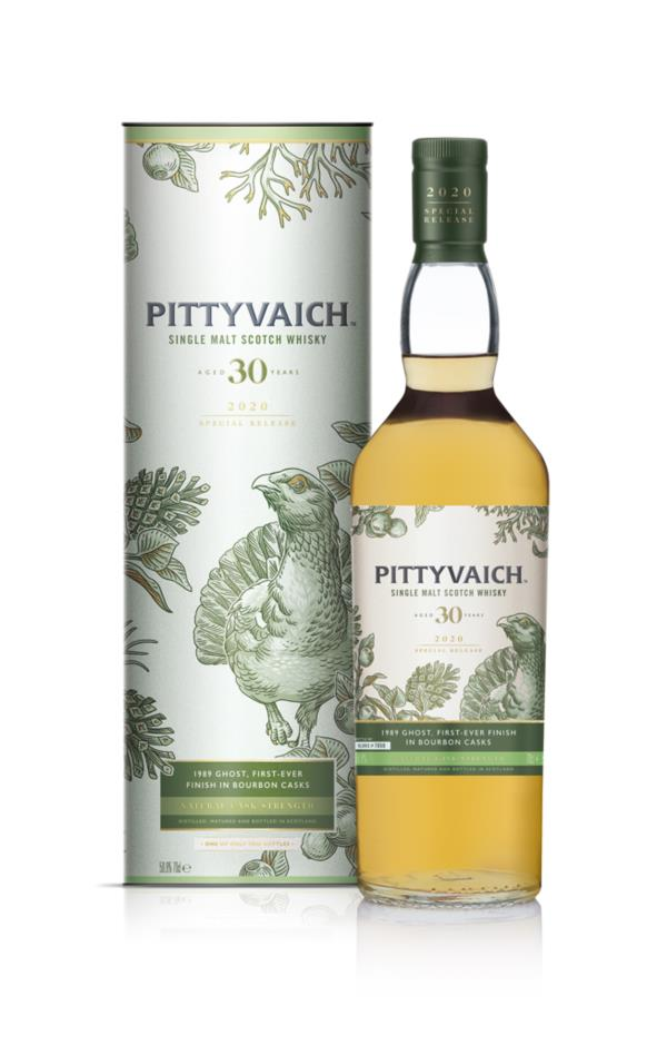 Pittyvaich 30 Year Old (Special Release 2020) Single Malt Whisky