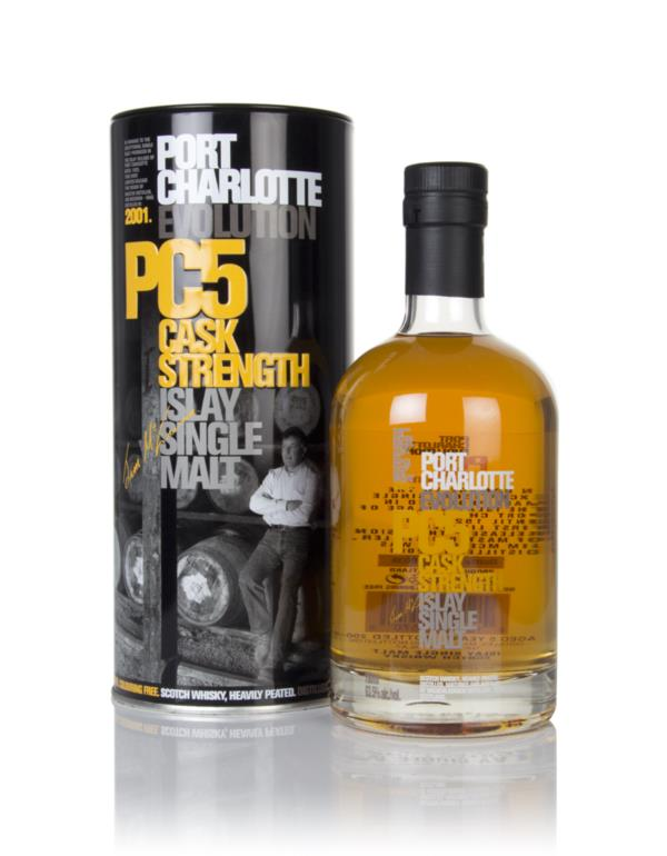 Port Charlotte PC5 Single Malt Whisky