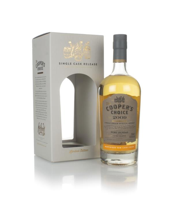 Port Dundas 10 Year Old 2009 (cask 9027) - The Coopers Choice (The Vi Grain Whisky