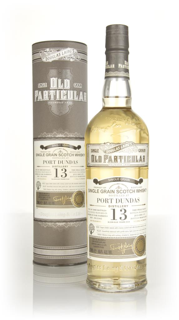 Port Dundas 13 Year Old 2004 (cask 12465) - Old Particular (Douglas La Grain Whisky