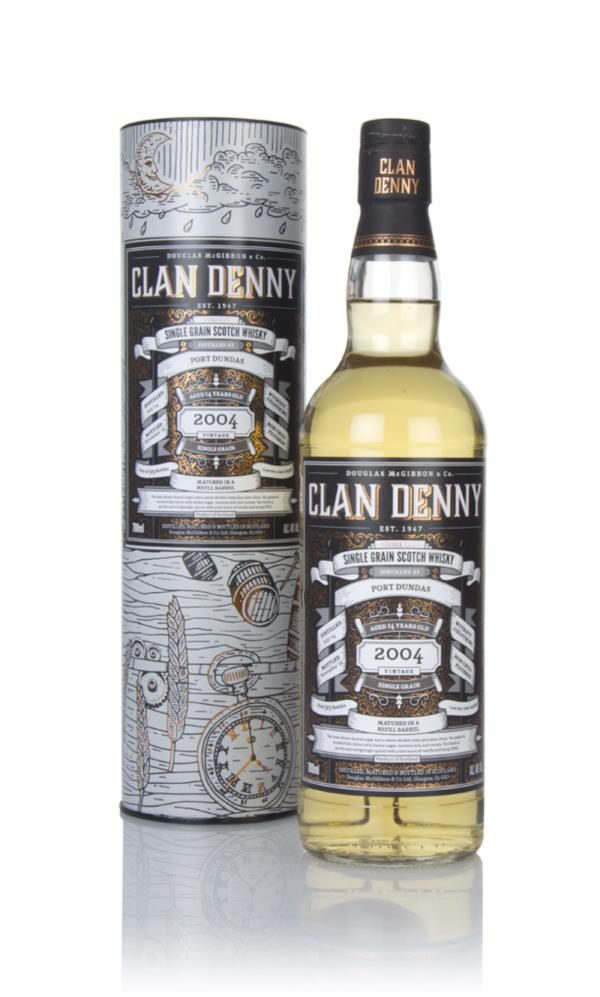 Port Dundas 14 Year Old 2004 (cask 12936) - Clan Denny (Douglas Laing) Grain Whisky