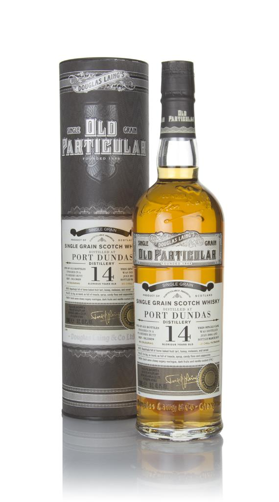 Port Dundas 14 Year Old 2004 (cask 13039) - Old Particular (Douglas La Grain Whisky