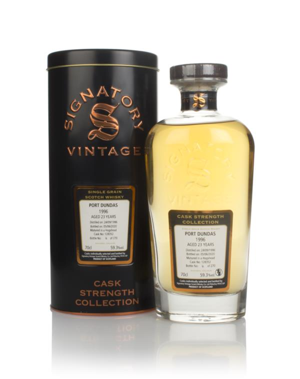 Port Dundas 23 Year Old 1996 (cask 128352) - Cask Strength Collection Grain Whisky