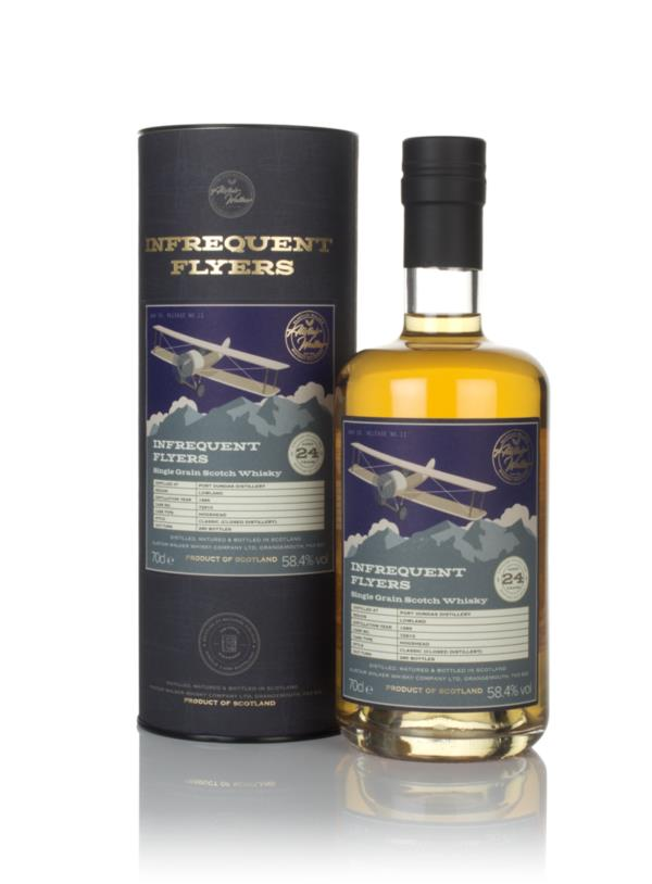 Port Dundas 24 Year Old 1995 (cask 72910) - Infrequent Flyers (Alistai Grain Whisky