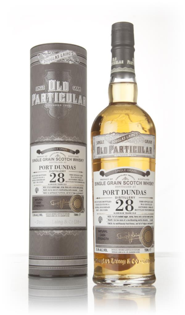 Port Dundas 28 Year Old 1988 (cask 11526) - Old Particular (Douglas La Grain Whisky