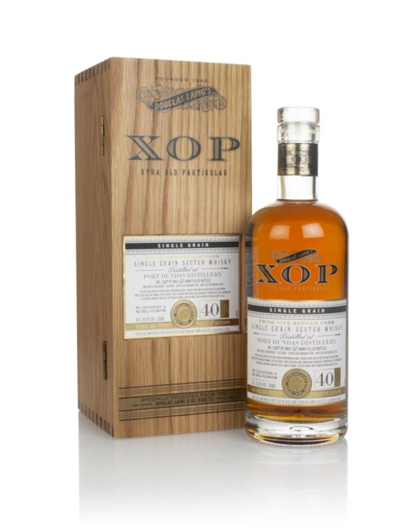 Port Dundas 40 Year Old 1978 (cask 12989) - Xtra Old Paricular (Dougla Grain Whisky