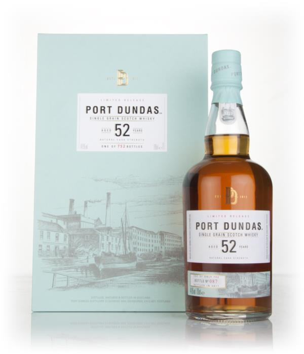 Port Dundas 52 Year Old 1964 (Special Release 2017) 3cl Sample Grain Whisky