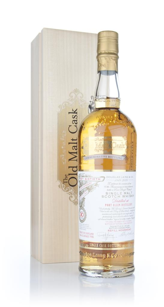 Port Ellen 30 Year Old 1979 - Old Malt Cask Commemorative (Douglas Lai Single Malt Whisky
