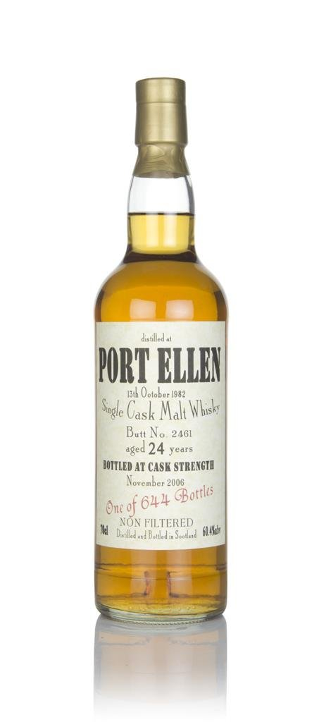 Port Ellen 24 Year Old 1982 (cask 2461) (Bladnoch) Single Malt Whisky