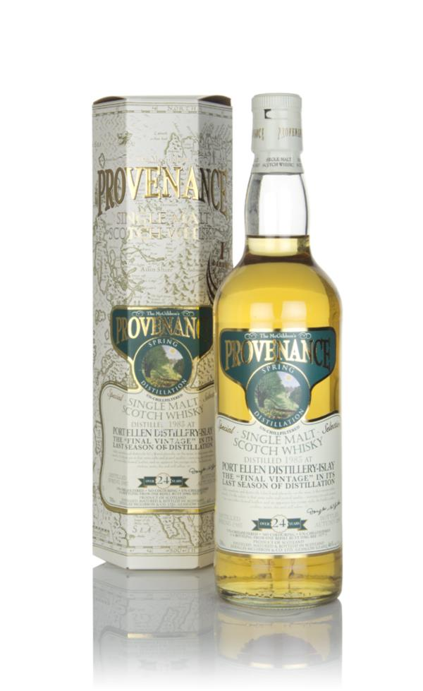 Port Ellen 24 Year Old 1983 - Provenance (Douglas Laing) Single Malt Whisky