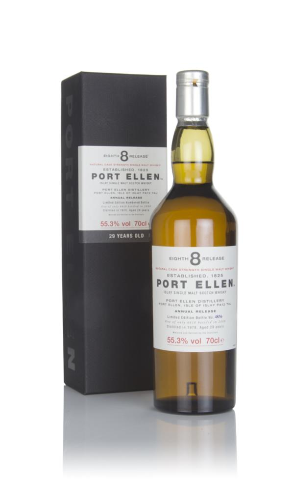 Port Ellen 29 Year Old 1978 - 8th Release (2008 Special Release) 3cl S Single Malt Whisky 3cl Sample