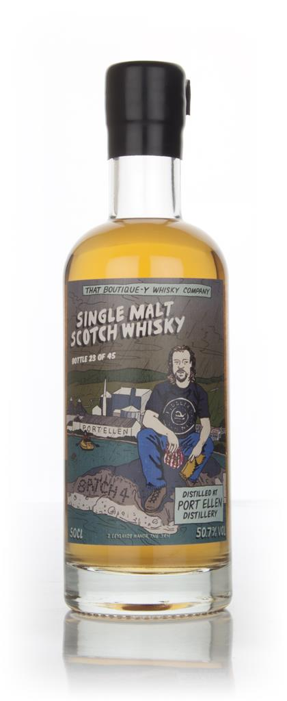 Port Ellen - Batch 4 (That Boutique-y Whisky Company) 3cl Sample Single Malt Whisky