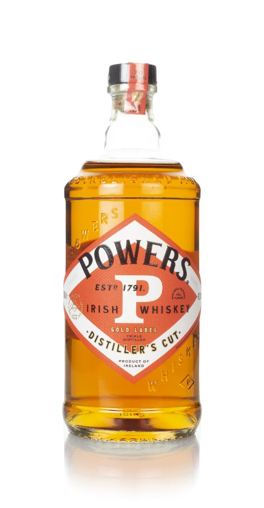 Powers Gold Label Distillers Cut Blended Whiskey