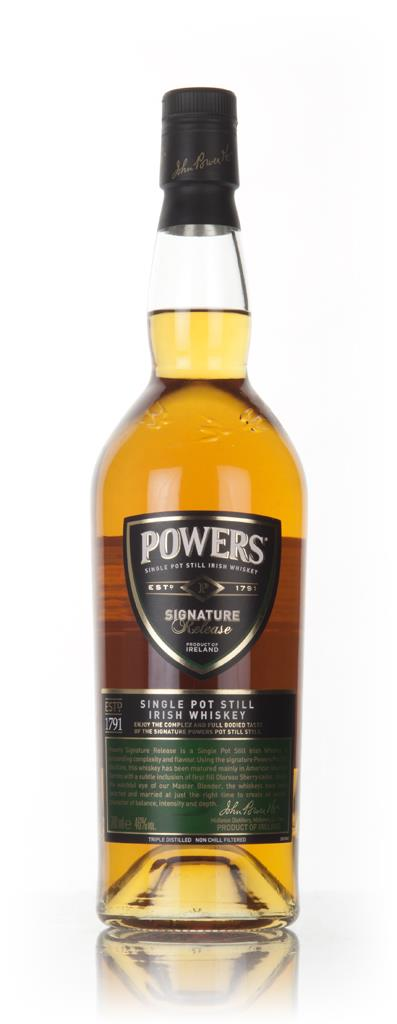 Powers Signature Release Single Pot Still Whiskey