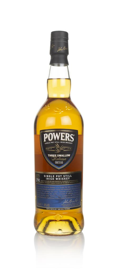 Powers Three Swallow Release Single Pot Still Whiskey
