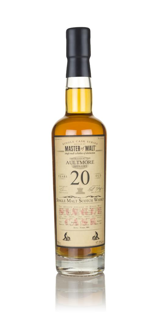 Aultmore 20 Year Old 1997 - Single Cask (Master of Malt) Single Malt Whisky