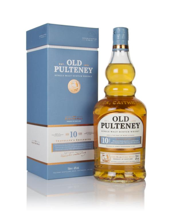 Old Pulteney 10 Year Old (1L) Single Malt Whisky