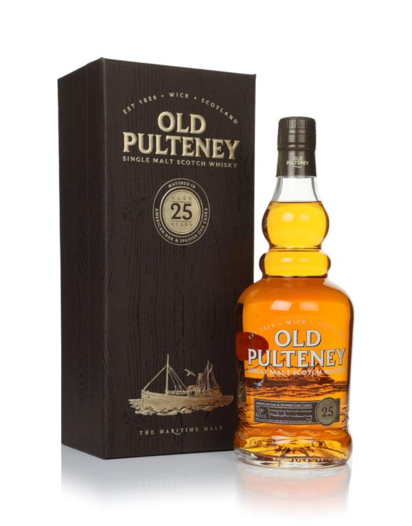 Old Pulteney 25 Year Old Single Malt Whisky