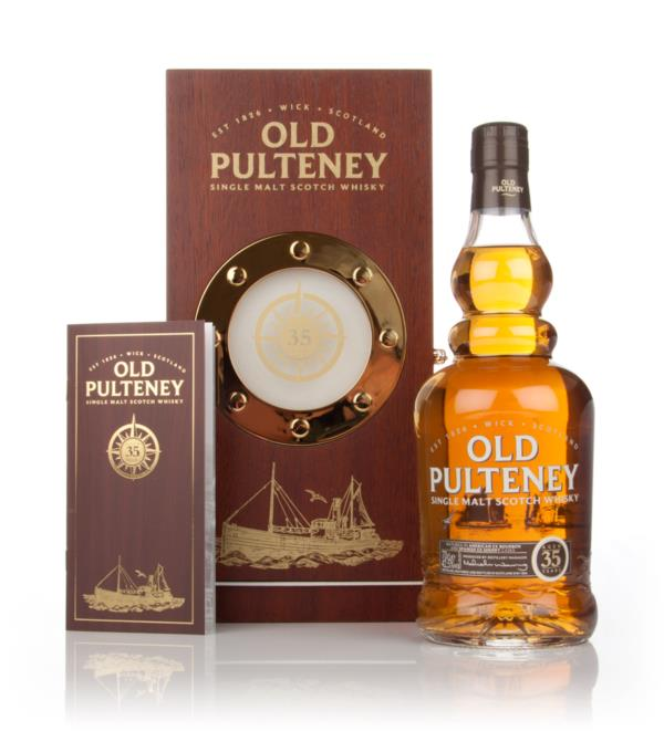 Old Pulteney 35 Year Old Single Malt Whisky