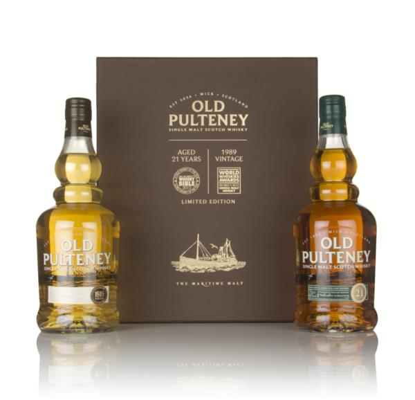 Old Pulteney Twin Pack Single Malt Whisky