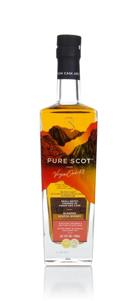 Pure Scot Virgin Oak 43 Blended Whisky
