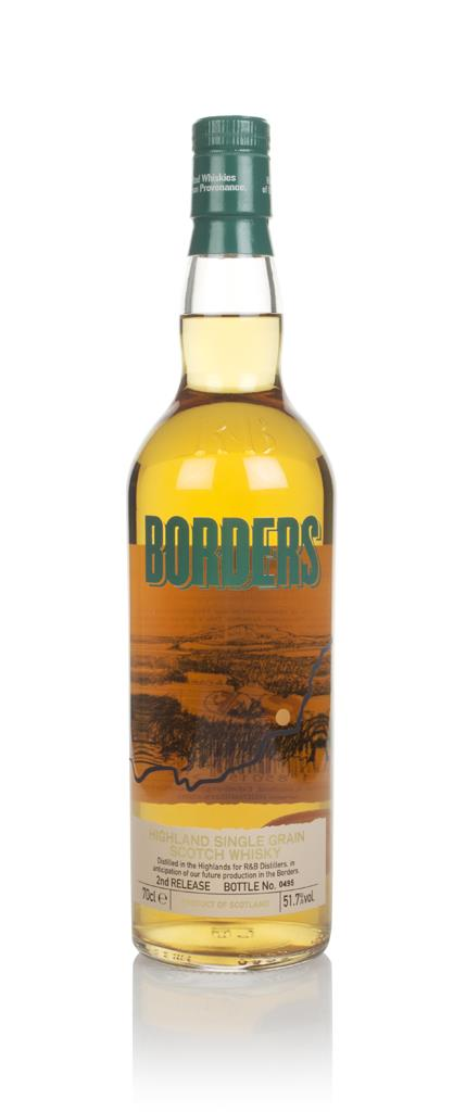 Borders Single Grain - Second Release Grain Whisky