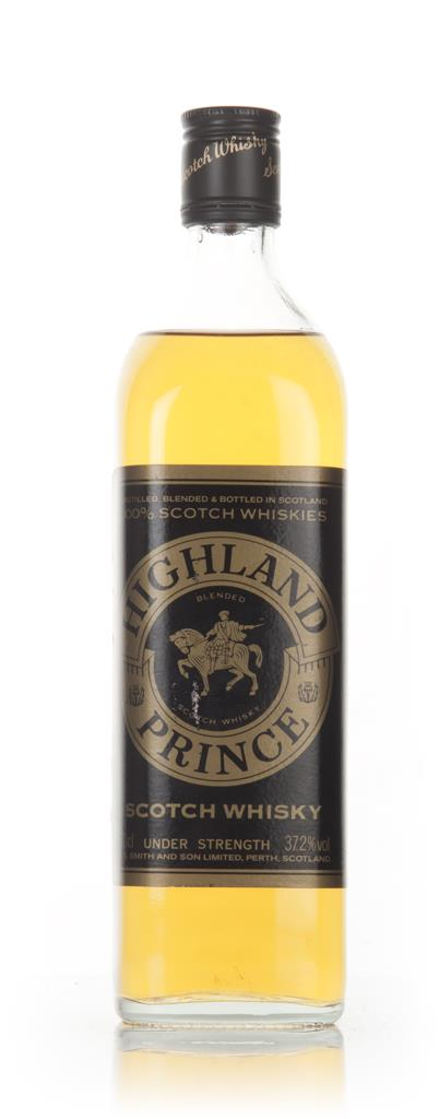 Highland Prince - 1980s Blended Whisky