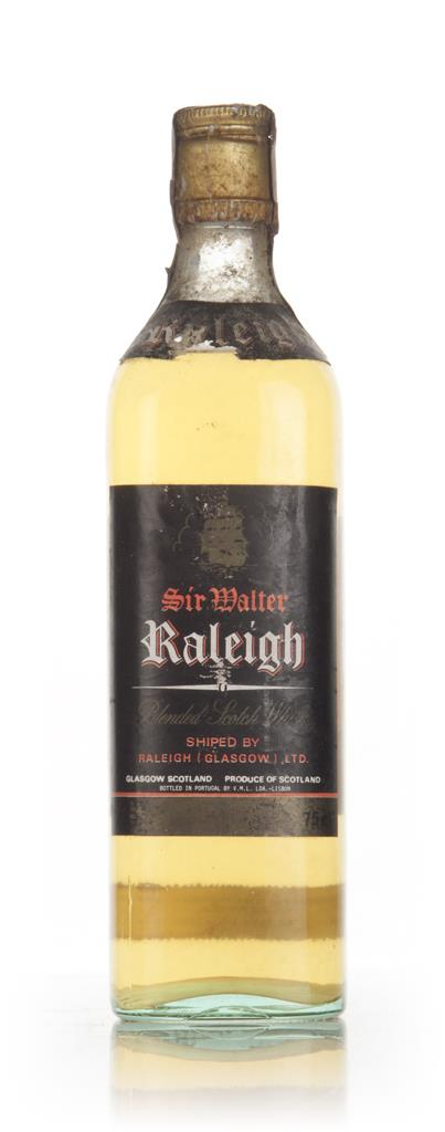 Sir Walter Raleigh - 1970s Blended Whisky
