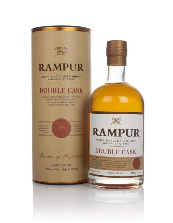 Rampur Double Cask Single Malt Single Malt Whisky