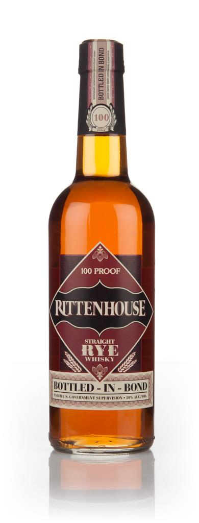 Rittenhouse Straight Rye 100 Proof 3cl Sample Rye Whiskey