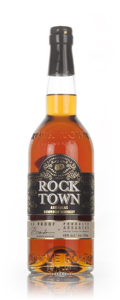 Rock Town Arkansas Bourbon Bourbon Whiskey