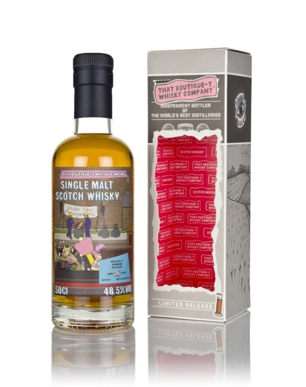 Rosebank 26 Year Old (That Boutique-y Whisky Company) Single Malt Whisky