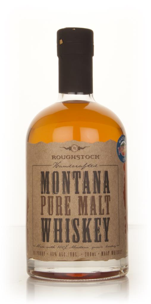 Roughstock Montana Pure Malt Blended Malt Whiskey