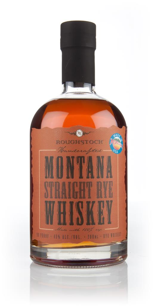 Roughstock Montana Straight Rye Rye Whiskey