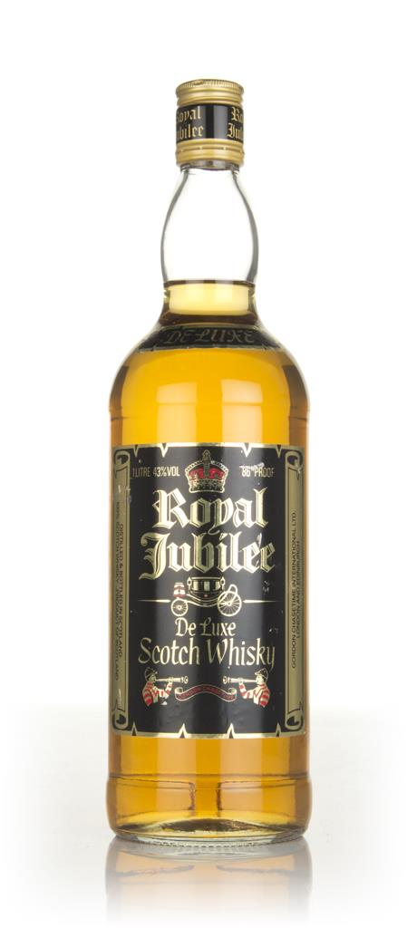 Royal Jubilee De Luxe Blended Whisky