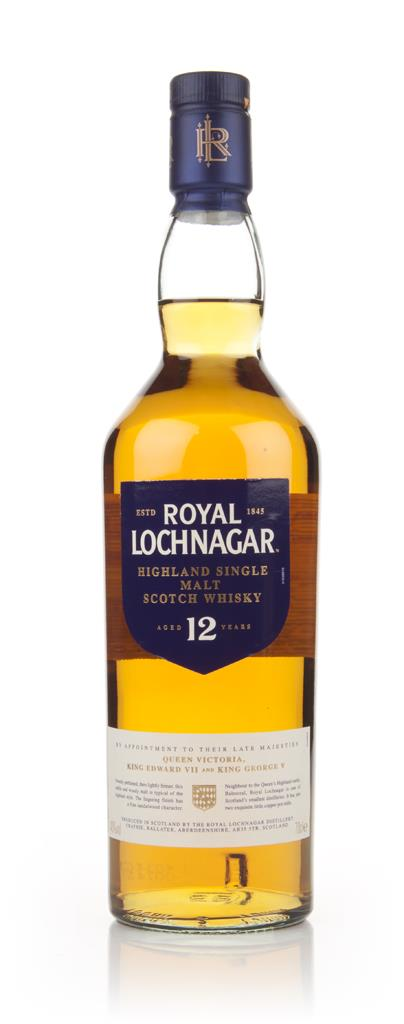 Royal Lochnagar 12 Year Old Single Malt Whisky