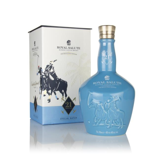 Royal Salute 21 Year Old Beach Polo Edition 2018 Blended Whisky