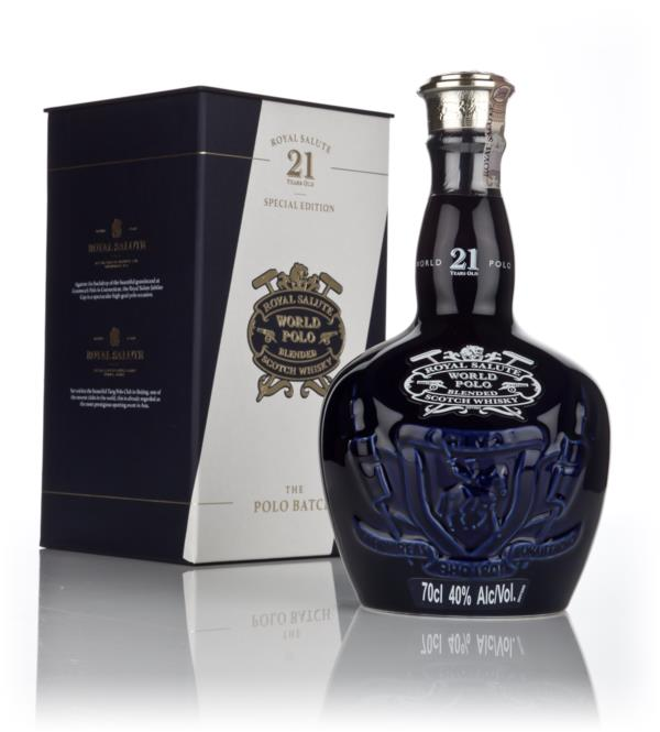 Royal Salute 21 Year Old World Polo Edition Blended Whisky