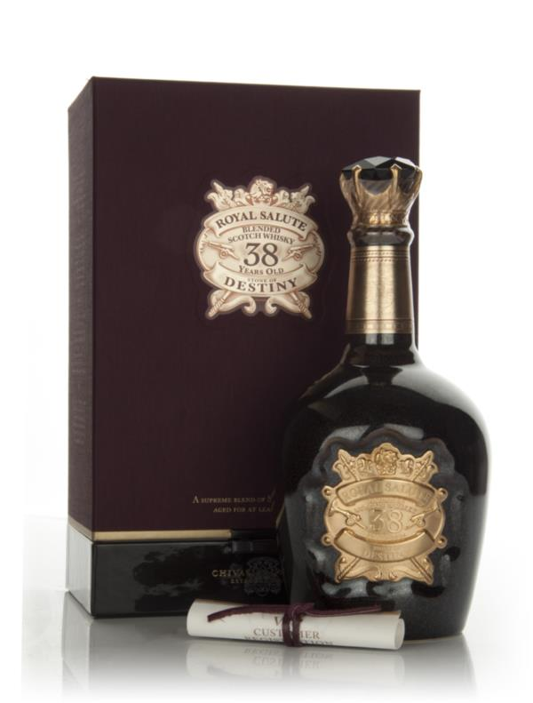 Royal Salute 38 Year Old - Stone of Destiny Blended Whisky