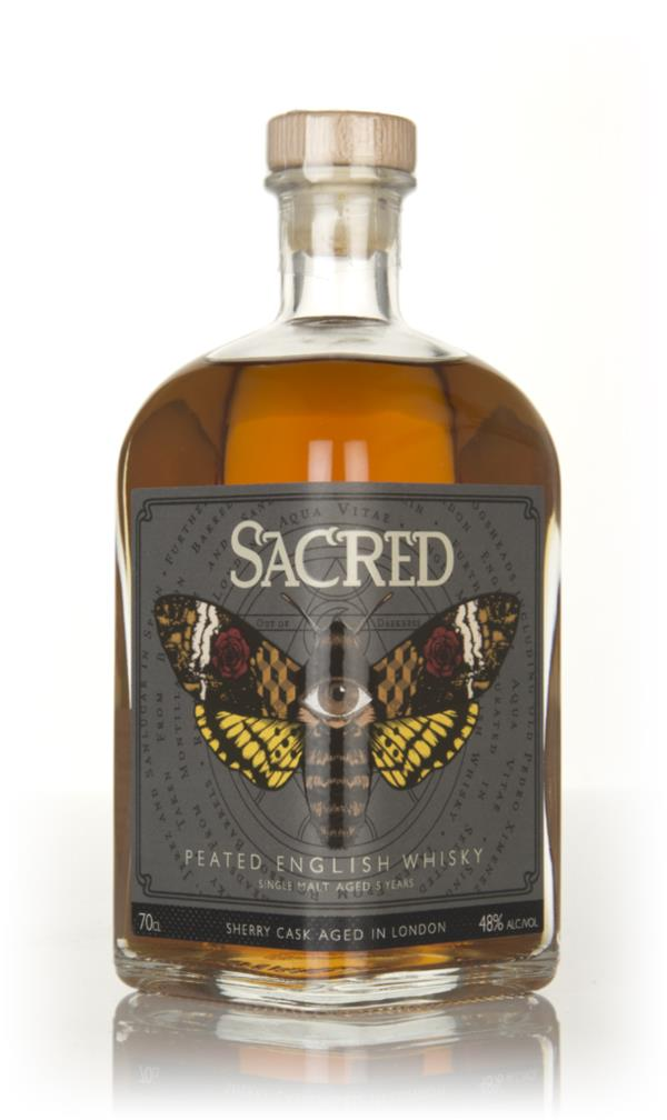 Sacred Peated English Single Malt Whisky