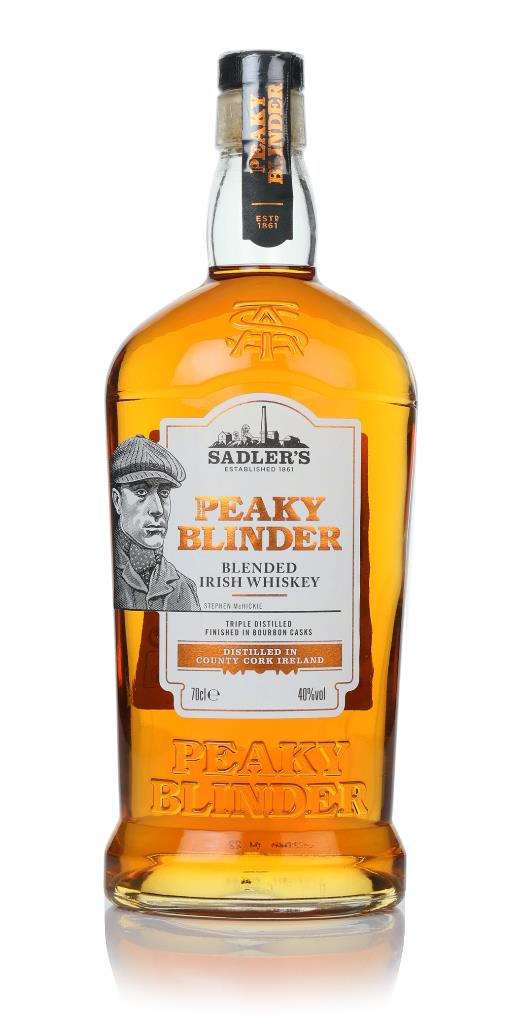 Peaky Blinder Irish Whiskey Blended Whisky