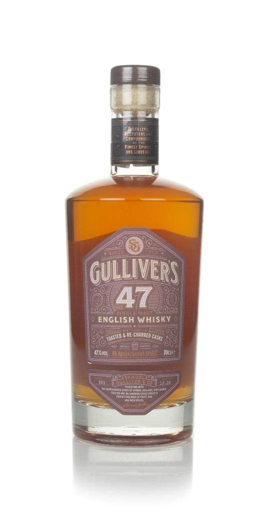 Gullivers 47 Toasted & Re-charred Edition Single Malt Whisky
