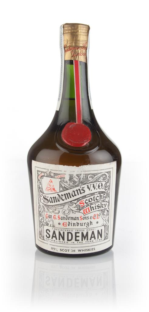 Sandemans V.V.O. - 1960s Blended Whisky