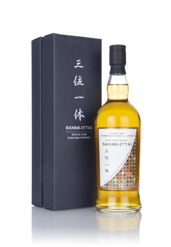 Sanmi-Ittai Single Cask Batch No. 9585 Blended Malt Whisky