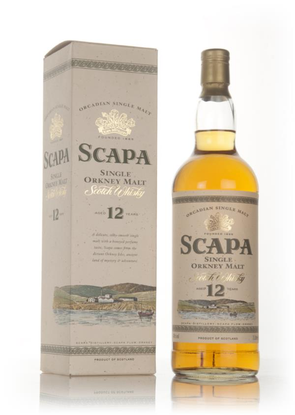Scapa 12 Year Old 1L Single Malt Whisky