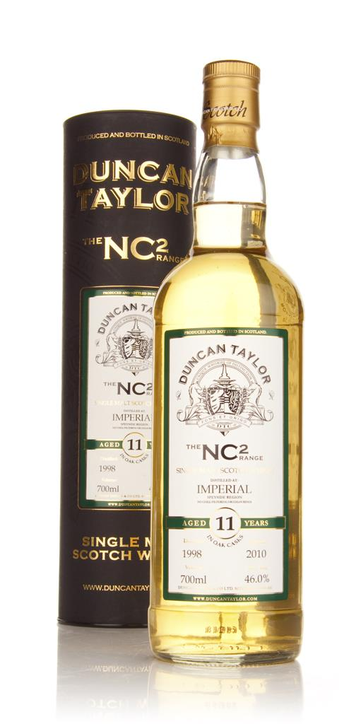 Imperial 11 Year Old 1998 - NC2 (Duncan Taylor) Single Malt Whisky