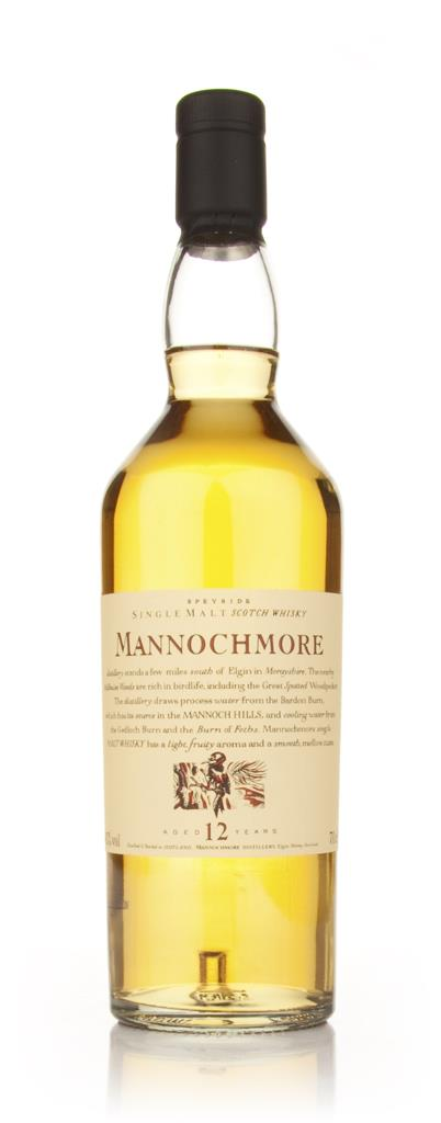 Mannochmore 12 Year Old - Flora and Fauna Single Malt Whisky