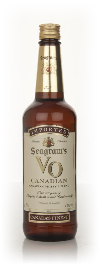Seagrams V.O. Blended Whisky